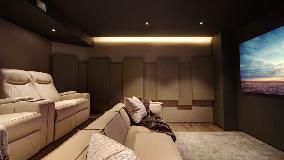 House Dainfern Home Cinema 38