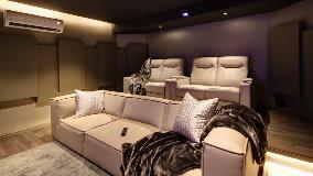 House Dainfern Home Cinema 4