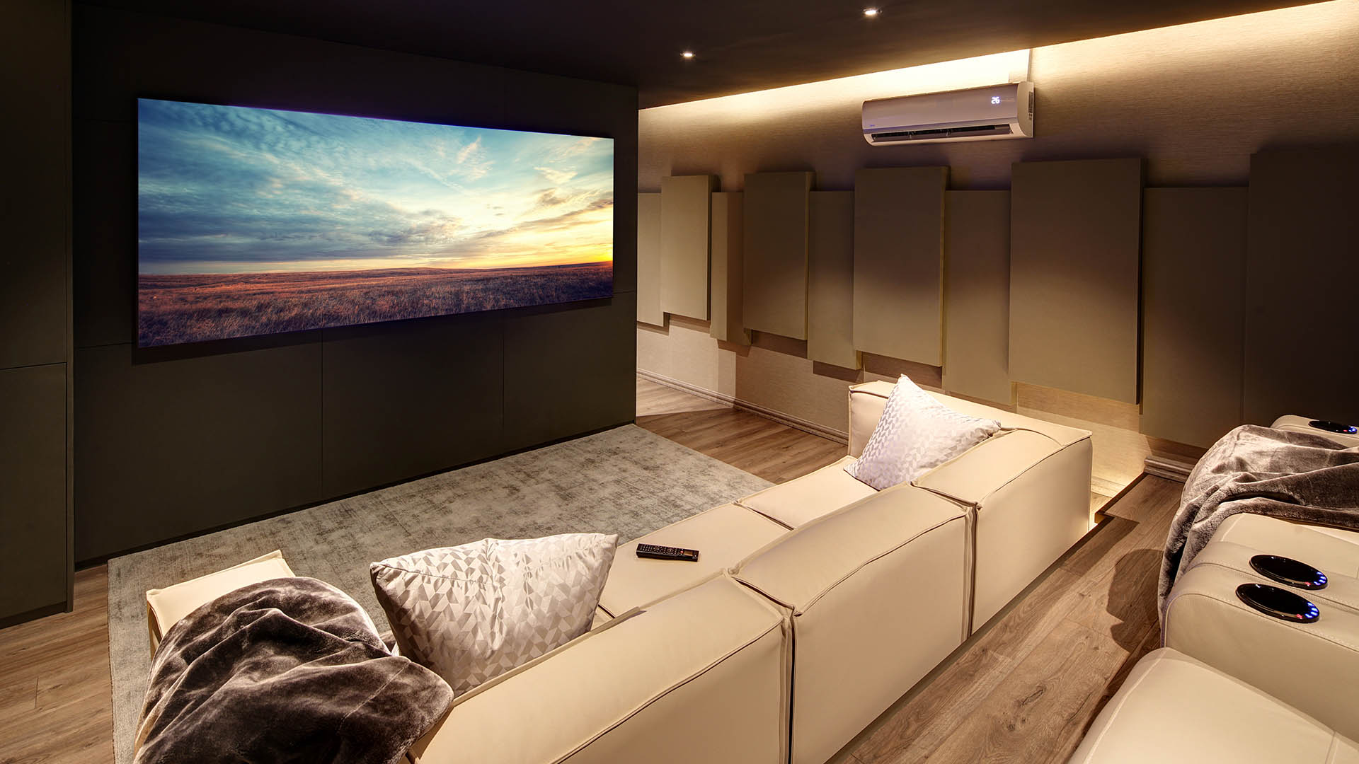 House Dainfern Home Cinema 6